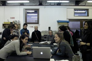 Artists Book Workshop in Venezia