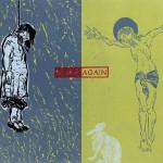 """Think Again"". 2011, paper, coloured woodcut, 60 x 96 cm"