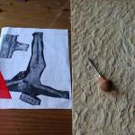 Guanlan-Print-Workshop-10_my-work-table