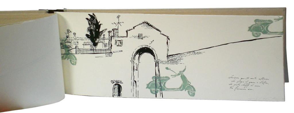 Artist's Book. Kestutis Vasiliunas. 36 giorni in Urbino. 2006