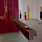 Silvio Pozzati. Installation