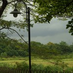 Printmaking artist's village - beautiful nature