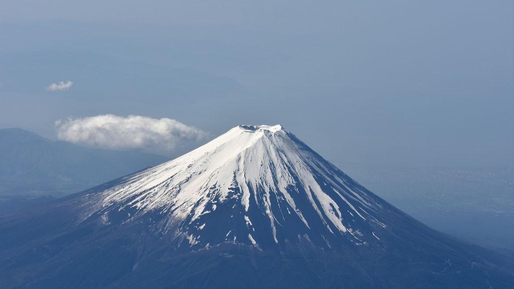 Mount of Fuji. Photo: Kestutis Vasiliunas