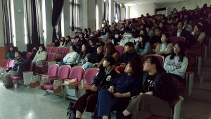 Artist's Book Lecture in Sungshin Woman's University, Seoul