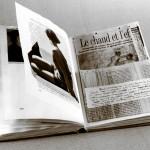 Dienoraštis - dailininko knyga. Žibuntas Mikšys, Prancūzija