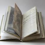 Atspaudų 'rinkinys' - dailininko knyga. Dean Dass, JAV
