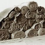 Ritininė knyga. Dunhuang Manuscripts. Kinija