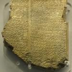 Objektas. Gilgamešo epas