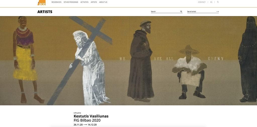 Kestutis-Vasiliunas-in-Printmaking-FIG-Bilbao-2020