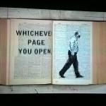 Video Artists Book. William Kentridge. South Africa