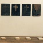 Artist's book installation. Vincke Wolfgang. Germany