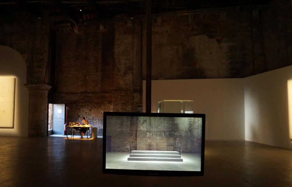 in Venezia Biennial 3