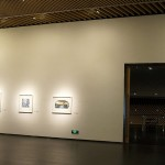"""In the exhibition """"Female Artists Print Exhibition"""""""