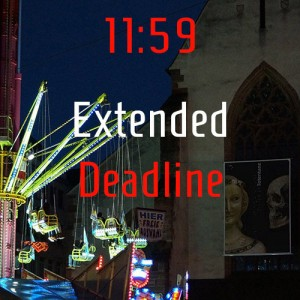 8th Artists Book Triennial - Extended deadline