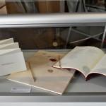 Artist's books: Yuko Ebina, Japan; Alessandra Donnarumma,Italy & Sascha Noatsch, Germany.
