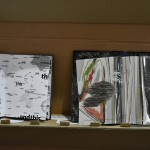 Artist's books: Lyn Ashby, Australia; Catherine Bolle, Switzerland.