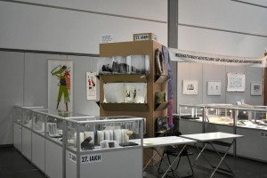 """8th Artist's Book Triennial Vilnius 2018"" in Leipzig Book Fair in 2018"
