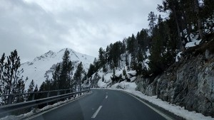 On the road to Vercelli