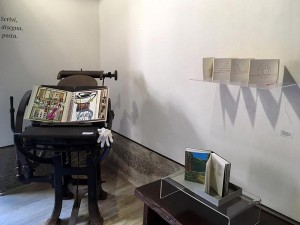 """8th International Artist's Book Triennial Vilnius 2018"" in Venice"
