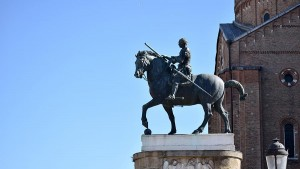 """Donatello. """"Gattamelata"""".1445–50"""
