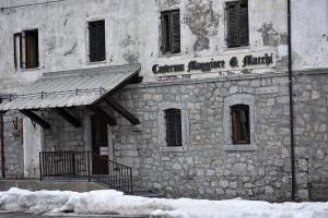"""The """"Passo Monte Croce Carnico"""""""