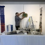 Installing the Artist's Book Triennial