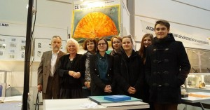 Meeting with Barbara Beisinghoff in Leipzig 2014