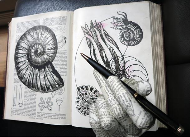 Pop-up artist's book of Janis Nedela. Australia